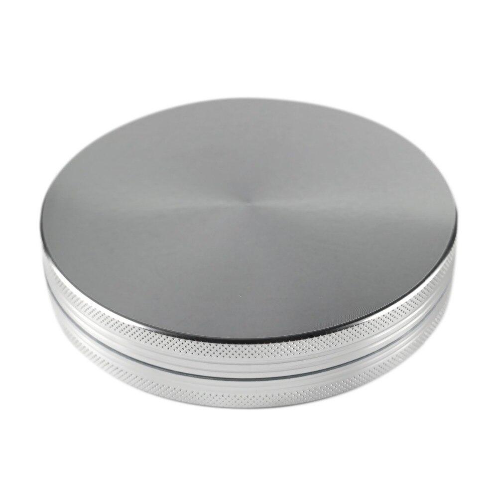 1092.62руб. 12% СКИДКА|Formax420 100 мм алюминиевый измельчитель 2 части серебряный цвет трав шлифовальный станок|Трубки и аксессуары курения| |  - AliExpress