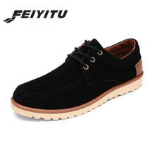 feiyituNew Fashion Warm Fur Men Snow Boots Shoes Flat Heels Plush Ankle Boots Early Winter Autumn Casual Shoes Platform Man Shoe christmas winter men shoes new cotton shoe men fashion warm plush slip on casual shoes outdoor flat platform psapato masculino