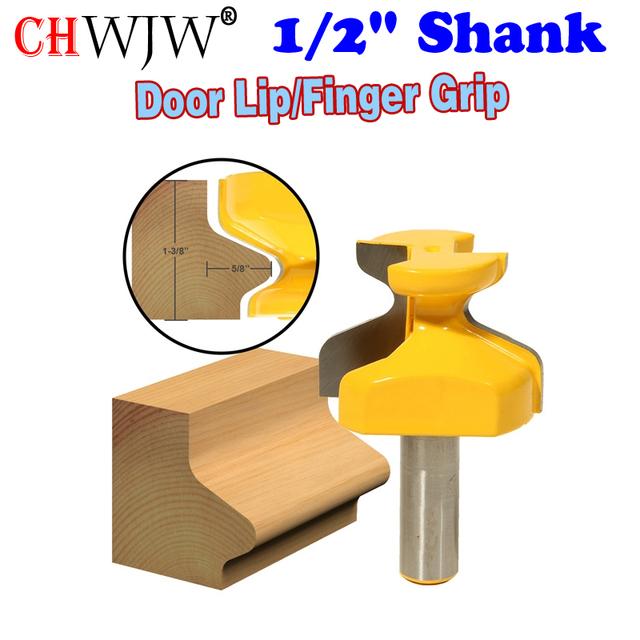 1PC 1/2 Shank Door Edge Reversible European Finger Pull Lip Router Bit Tenon Cutter  sc 1 st  AliExpress.com & 1PC 1/2 Shank Door Edge Reversible European Finger Pull Lip Router ...