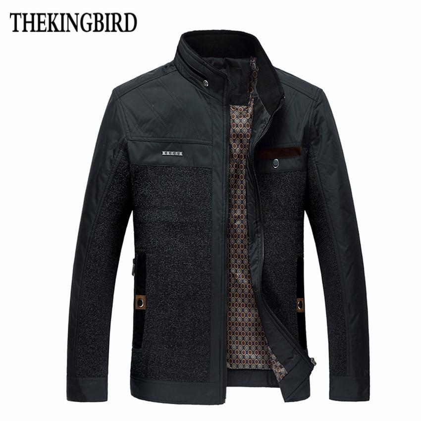 весна для мужчин; тонкая куртка горячая fashionthin раздел бизнес повседневная куртка верхняя одежда для мужчин 4 xlclothing для мужчин с блестящей куртка