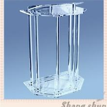 Pulpit Lectern-Podium Church Clear Acrylic for Classroom Wholesale