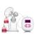 Nuevos Productos para Bebés Bebé Extractores de Leche Ordeño Eléctrico Automático de La Bomba de Leche Materna Extractor de leche de Las Madres Después Del Parto