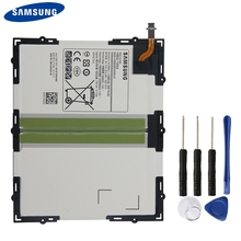 Original Replacement Tablet Battery EB-BT585ABE For Samsung Tab A 10.1 2016 BT580 SM-T585C Authenic Rechargeable 7800mAh