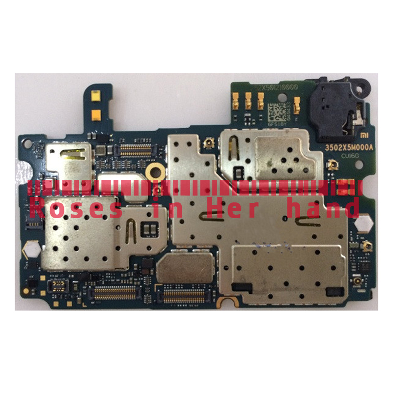 Full Working Original Unlocked For Xiaomi Mi Note 16GB Motherboard Logic Mother Circuit Board Lovain Plate