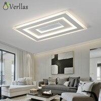 Luminaire Modern Led Ceiling Lights For Living Room Study Room Bedroom Home Dec AC85 265V lamparas de techo Ceiling Lamp dimming