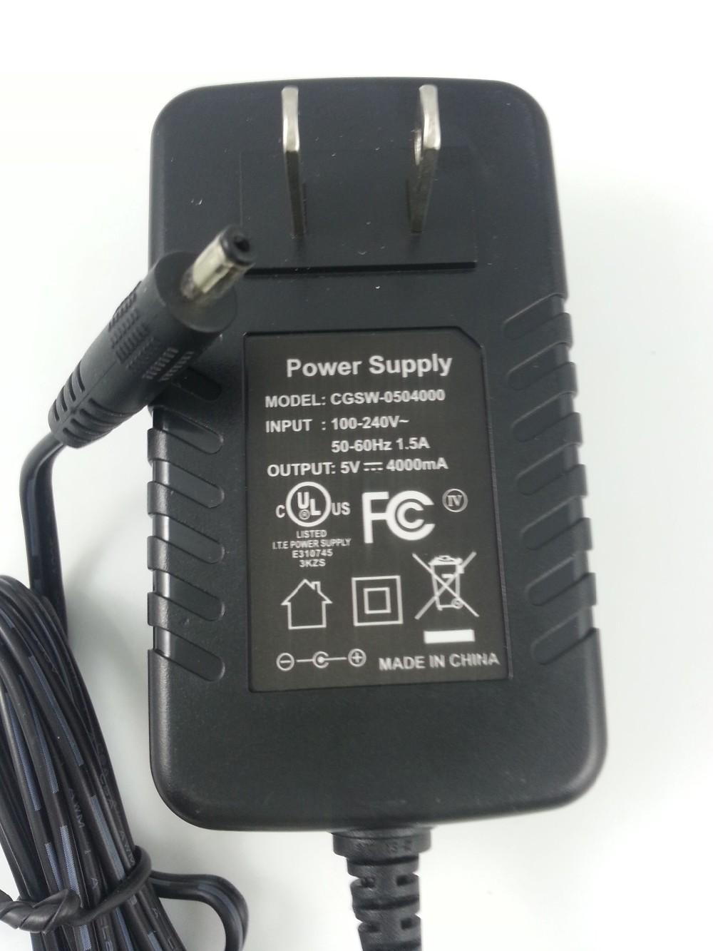5V4A adaptor