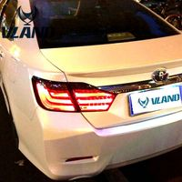 VLAND manufacturer for Car back light for Camry LED Taillight 2012 2014 fo Camry Tail lamp with DRL+Reverse+Brake plug and play