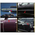 Car Styling Chrome Trim Strip Silver Decoration Sticker for chery tiigo a3 fulwin2 cs35 cs75 great wall hover h3 h5 h6 m2 m4