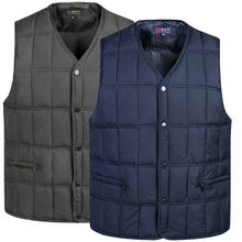 New Casual Vest Men Winter Sleeveless Jackets Male Fashion Style Solid Waistcoat Mens Autumn Warm Outwear Plus S-4XL