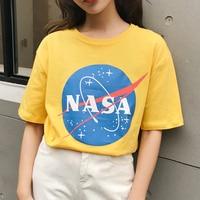 2017 New Korean Institute Wind All Match Women Short Sleeve T Shirt Summer Casual Tops Tees