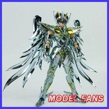 Figuras de acción de los fanáticos del modelo GreatToys, juguetes magníficos, EX Pegaso Saint Seiya V4 god, armadura de metal de tela, Myth cloth de acción
