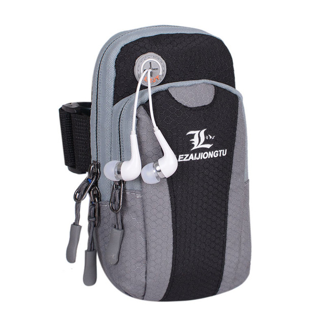 LEZAIJIONGTU Sport Bag Waterproof Running Arm Bag Unisex For Smart Phone Gym  Bag Running Bag Fanny Phone Pouch Running Armband 69abe8497016