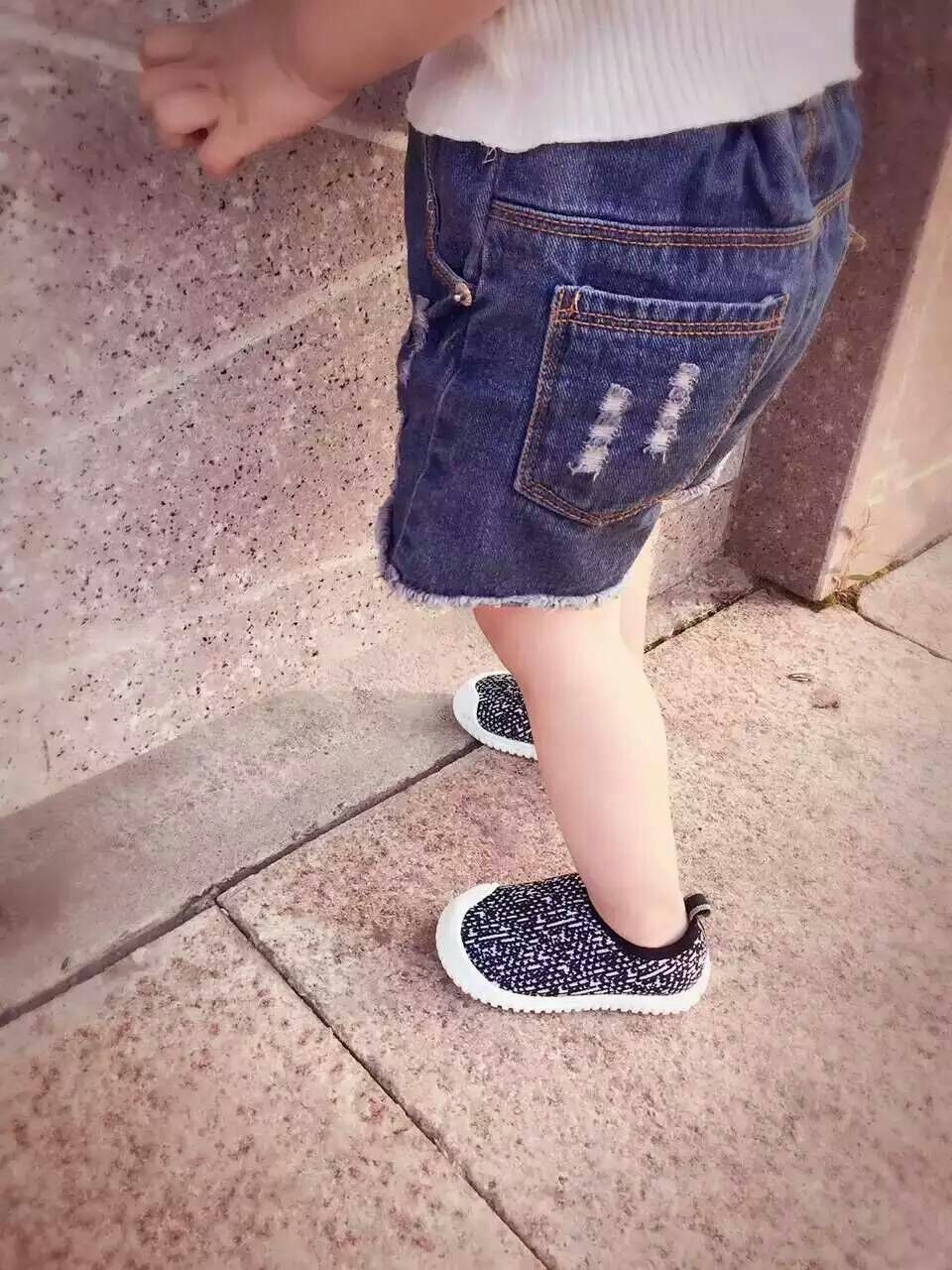17 Children Shoes kids Sandals soft air mesh casual sport shoes baby boys girls sandals breathable running sneakers size 5-12 10