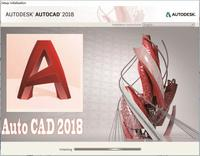 Autodesk AutoCAD 2018 English English Languages For Win7 8 10 32 64 Bits AutoCAD 2018