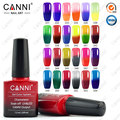 #50801 CANNI Nail Gel New Arrival 7.3ml Thermal UV LED Gel Polishes 24 Color Temperature Change Gel Polish
