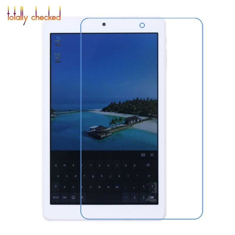 2 Pack Tablet Tempered Glass Screen Protector For Teclast X80 Plus