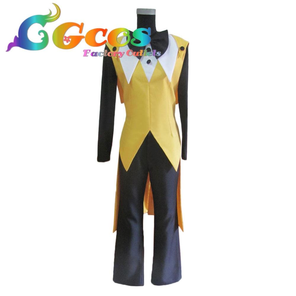 ᗜ Ljഃcgcos free shipping cosplay costume gravity falls bill ciphe