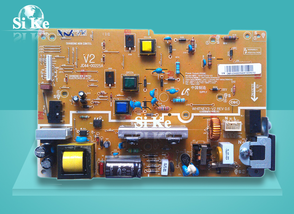 Printer Power Supply Board For Samsung 4521HS 4521NS 4321NS 4655FN Power Board Free Shipping On Sale printer power supply board for samsung 3470 3471 xerox 3435 3428 dell 1815 power board free shipping on sale