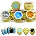 Novos produtos para as unhas de gel 3D emboss uv gel, escultura gel uv 12 cor Nails Art pintura cola
