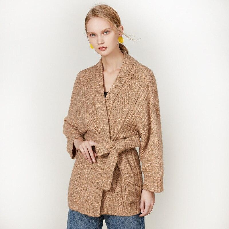Igogo abrigos mujer