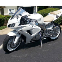 White Complete Fairing Bodywork Injection ABS Plastic for 2006 2007 Honda CBR 1000 RR 1000RR CBR100RR