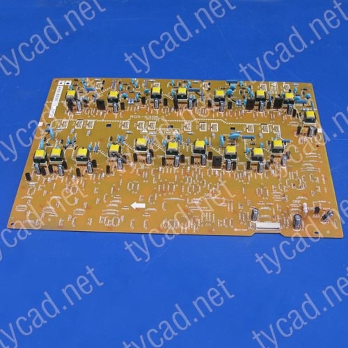 C9660-69022 High voltage power supply for HP Color LaserJet 4600 4650 4610 printer parts used rh7 1491 000cn cartridge fan for hp color laserjet 4600 4650 5550 4600dtn used printer parts