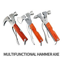 More Axe Security Hammer Horn Automobile Tool Function Knife Clamp Life-saving Multipurpose