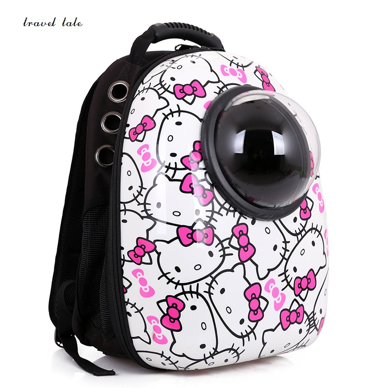 travel tale fashion cat and dog capsule pet cartoon bag Hand-held portable package/backpack fashion girls pet hand bag brooch set