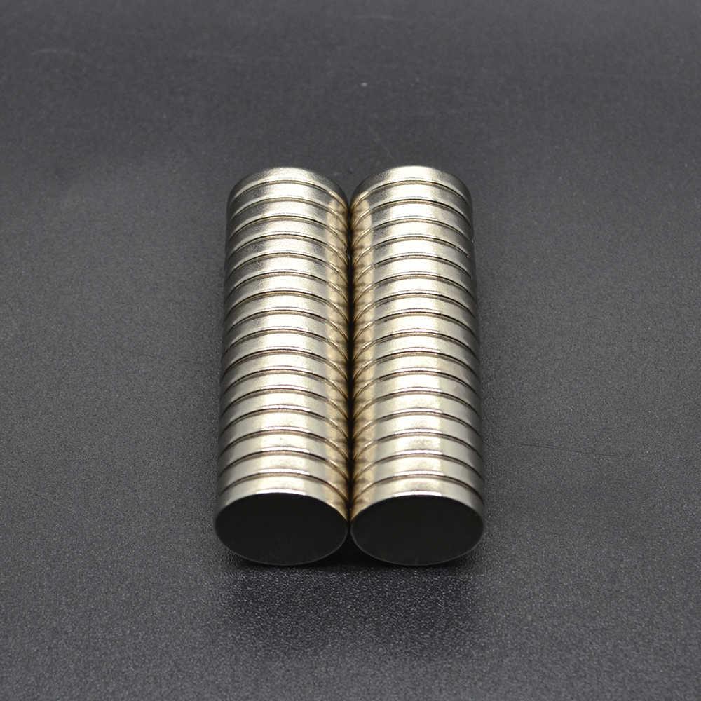 100 piezas 15x3 Super potente fuerte a granel pequeña ronda de NdFeB imán de neodimio imanes de disco Dia15 x 3mm raras imán de tierra NdFeB 15*3 15*3mm