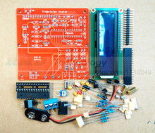 M328 Transistor Tester DIY Kit 1602 LCD Display Capacitance Multi-meter Inductor Capacitor ESR Inductance Resistor