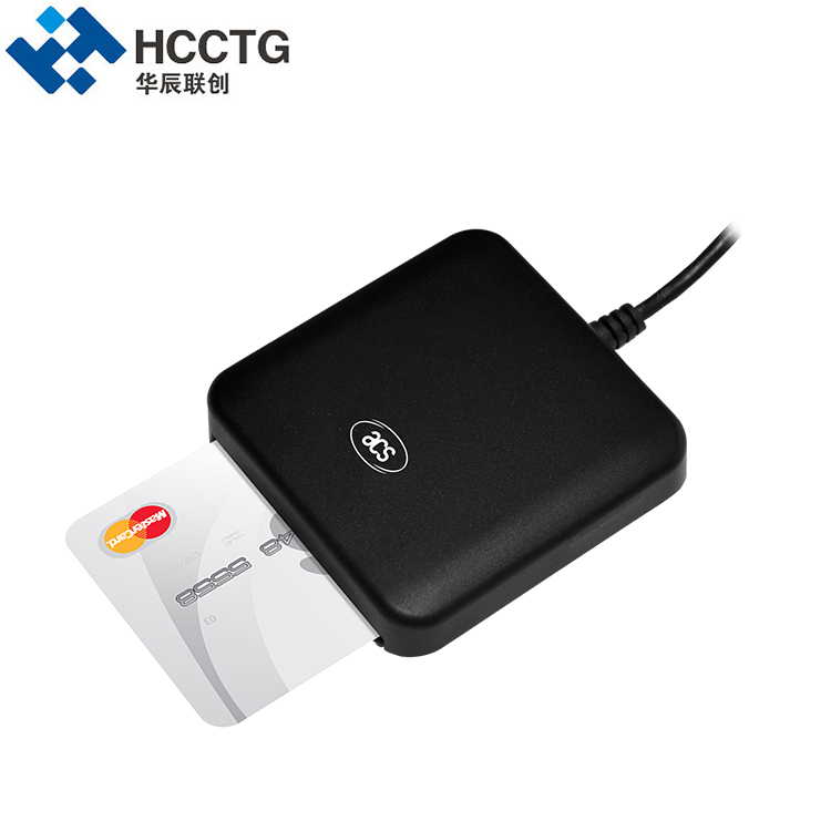 Cheap Price Portable ISO 7816 EMV IC Chip Contact USB Smart Card Reader ACR39U-U1