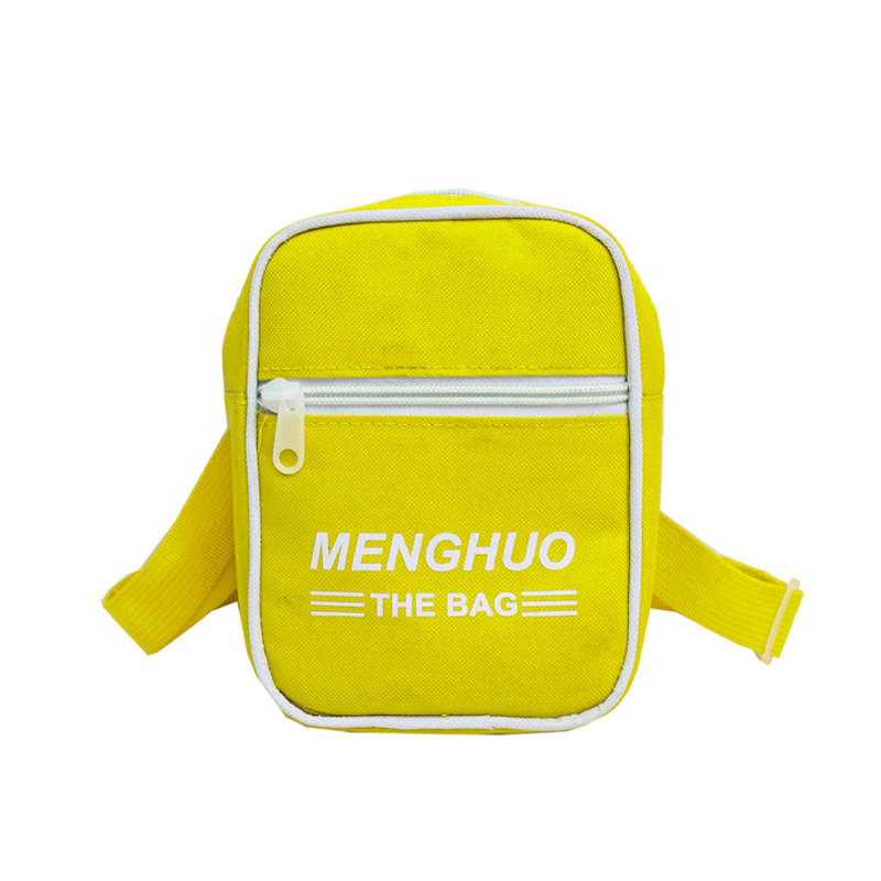 High Quality Small Women Men Crossbody Bags Fashion Male Design Female Shoulder Bags Ladies Phone Key Waist Bag