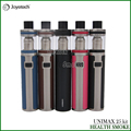 100% original joyetech unimax 25 starter kit con 5 ml y 3000 mah unimax 22 starter kit con 2 ml y 2200 mah