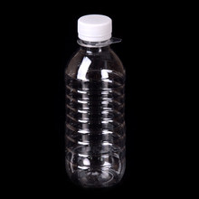 1pc close up magic trick Fish in A Bottle Incredible Penetration Instant street stage(China)
