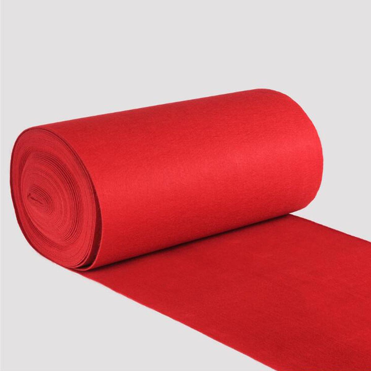15 m/10 m tapis rouge extérieur tapis allée pour Banquet de mariage Film Festivals fêtes célébrations récompenses événements décoration tapis