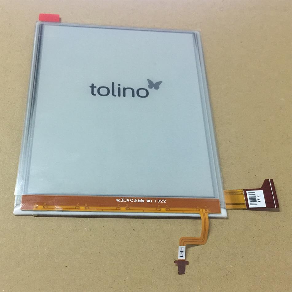 inch E ink ED060XG1 LF T1 11 ED060XG1T1 11 768 1024 HD Ekran XGA Pearl Dla  Kobo Glo eReaderCzytnik