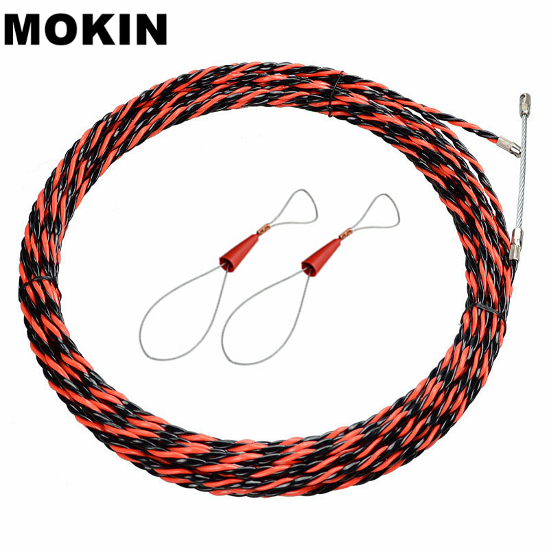 Electrician Wire Cable Threading Device 5/10/15/20/25/30/50M Wire Guider Cable Running Puller Lead Device Construction ToolsElectrician Wire Cable Threading Device 5/10/15/20/25/30/50M Wire Guider Cable Running Puller Lead Device Construction Tools