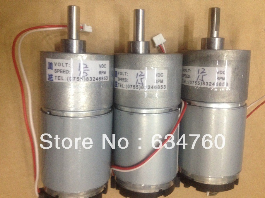Physical store sales spot supply 37GB545 gear motor