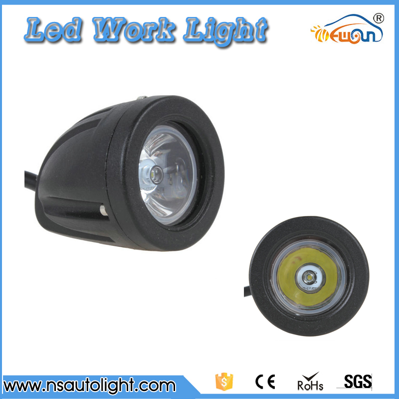 10W  LED Work Light Spot Lamp  led driving light  led work lamp off road  tractor 4x4  Boat ATV  motorcycle work lights