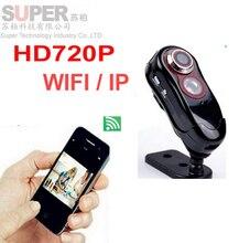 E8 de visión nocturna 720 P HD mini cámara WIFI CÁMARA Inalámbrica IP cámara tf tarjeta de memoria sd micro cctv wifi cámara cctv monitor cámara