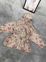 WB06500BA модные Для женщин Пальто и куртки 2018 взлетно посадочной полосы Элитный бренд Европейский Дизайн вечерние стиль Женская одежда