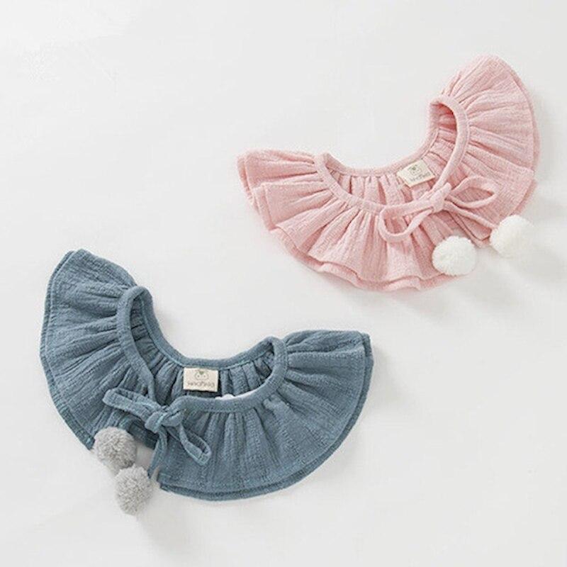 Для маленьких девочек нагрудники органического хлопка baberos bebes новорожденных Аксессуары для младенцев roupa de bebe babador детские вещи hydrofiele doeken д...