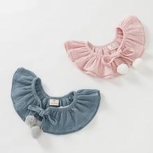 Meninas do bebê Babadores Para Bebês Algodão Orgânico babador baberos acessórios bebes Recém-nascidos do bebê roupa de bebe baby stuff hydrofiele doeken bebê