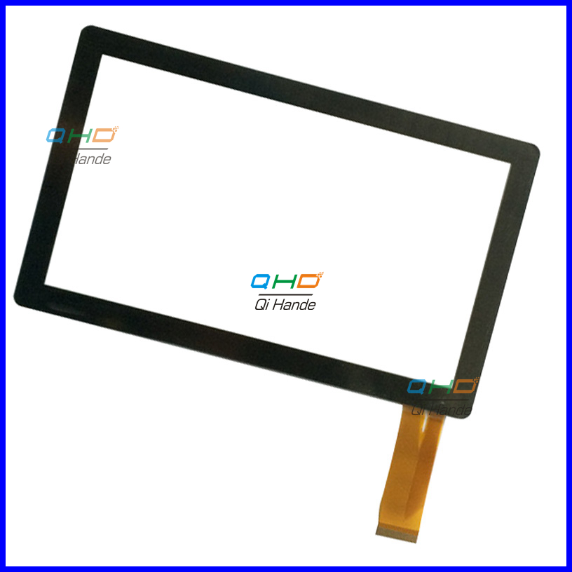 Black New For 7 inch RoverPad Sky C70 / Rolsen RTB 7.4 FUN Tablet touch screen panel Digitizer Sensor Replacement Free Shipping new 7 inch digitizer touch screen panel glass for roverpad sky s7 wifi tablet pc