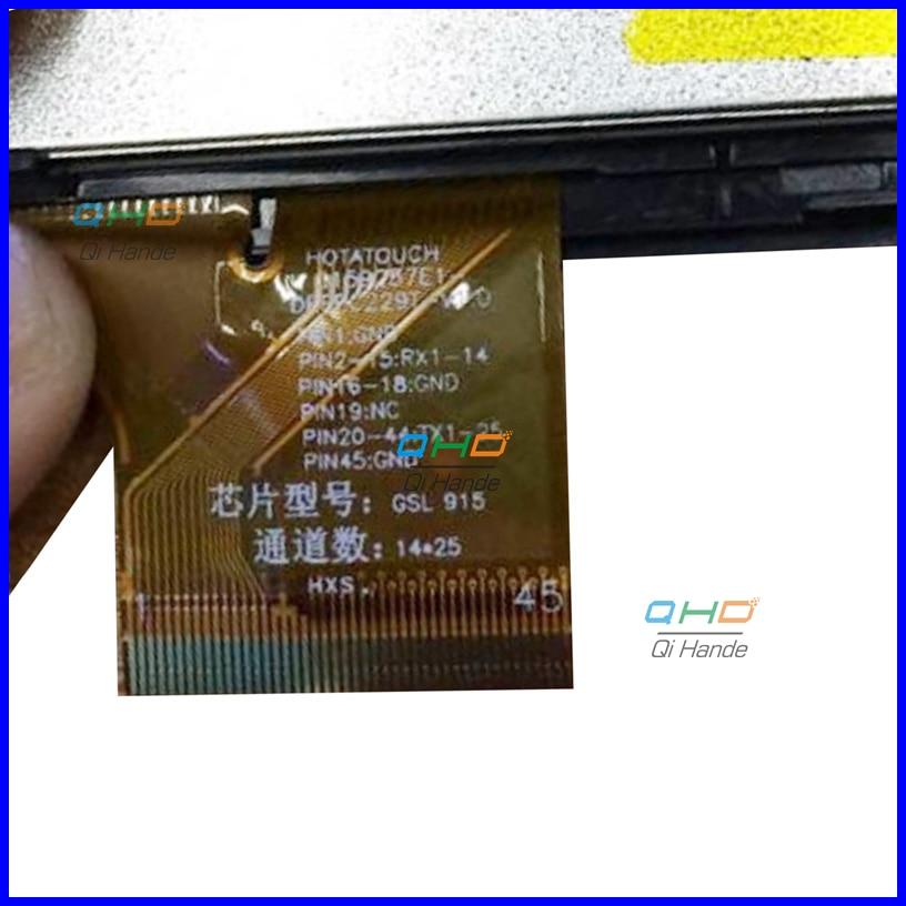For 10 1 AX10T Ainol HOTATOUCH C159257E1 DEFPC229T V1 0 glass touch screen touch panel Sensor