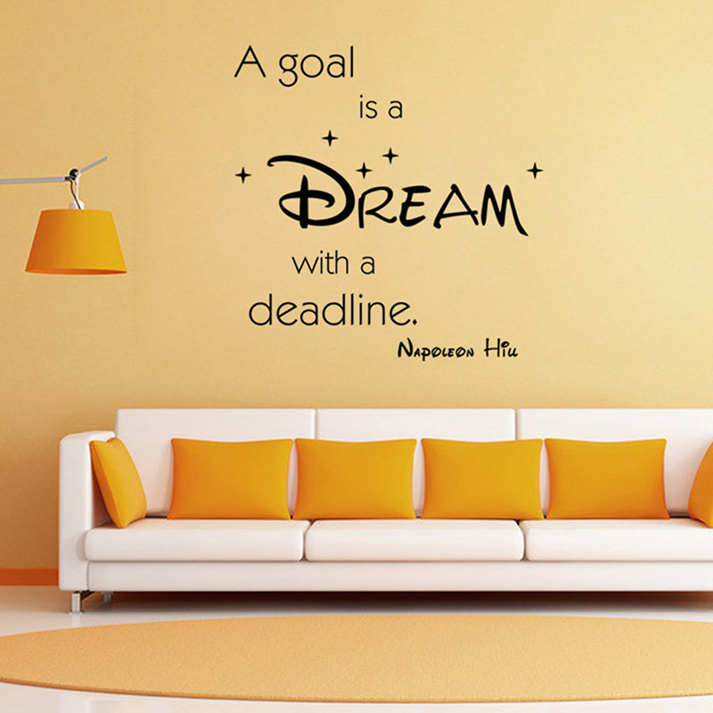 Inspirational Quotes For Living Room Wall. living room wall decals ...
