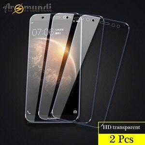 Image 2 - Закаленное стекло ANXM для Huawei Nova 2 Plus, Защита экрана для Huawei Nova 2 2i, защитное стекло, пленка