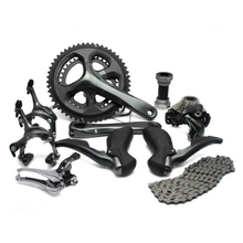 High Quality Mountain Bike Shift Kit 10 20 Speed 52-36T / 50-34T bicycle Parts