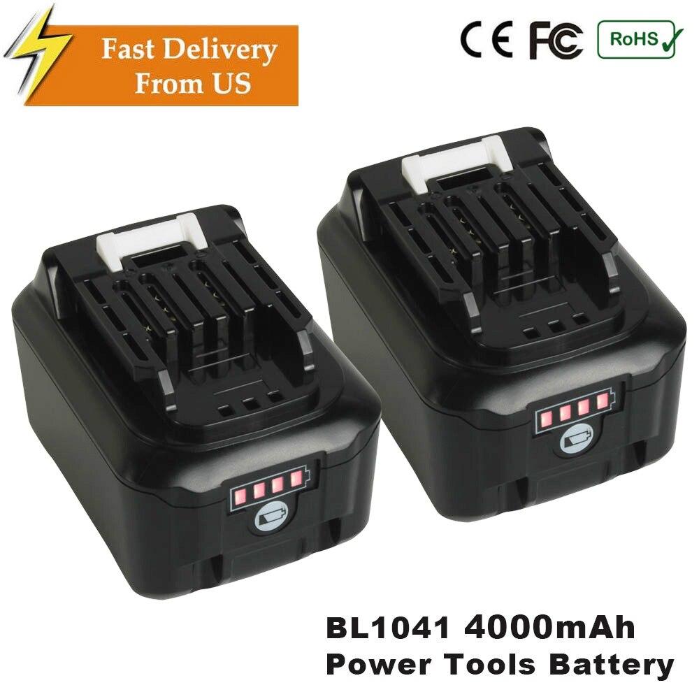 4Ah Batterie 10.8V pour Makita HR166DSAE1 HR166DSMJ JR103D JR103DZ JV101DZ