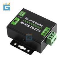 RS485 כדי ETH RS485 כדי Ethernet מודול דו כיוונית שידור שקוף של נתונים בין RS485 ו RJ45 רשת יציאות